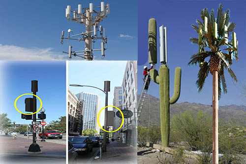 what does 5g antenna look like