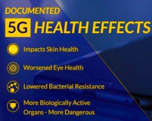 health risks of 5g